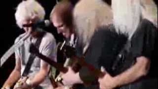 Gary Richrath!!!!! comeback Plays with REO Speedwagon Ridin' The St...