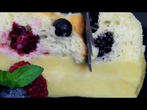 Magischer Kuchen Hat 2 Schichten Aber Nur 1 Teig - Kuchen Rezept Für Ein Kreatives Dessert