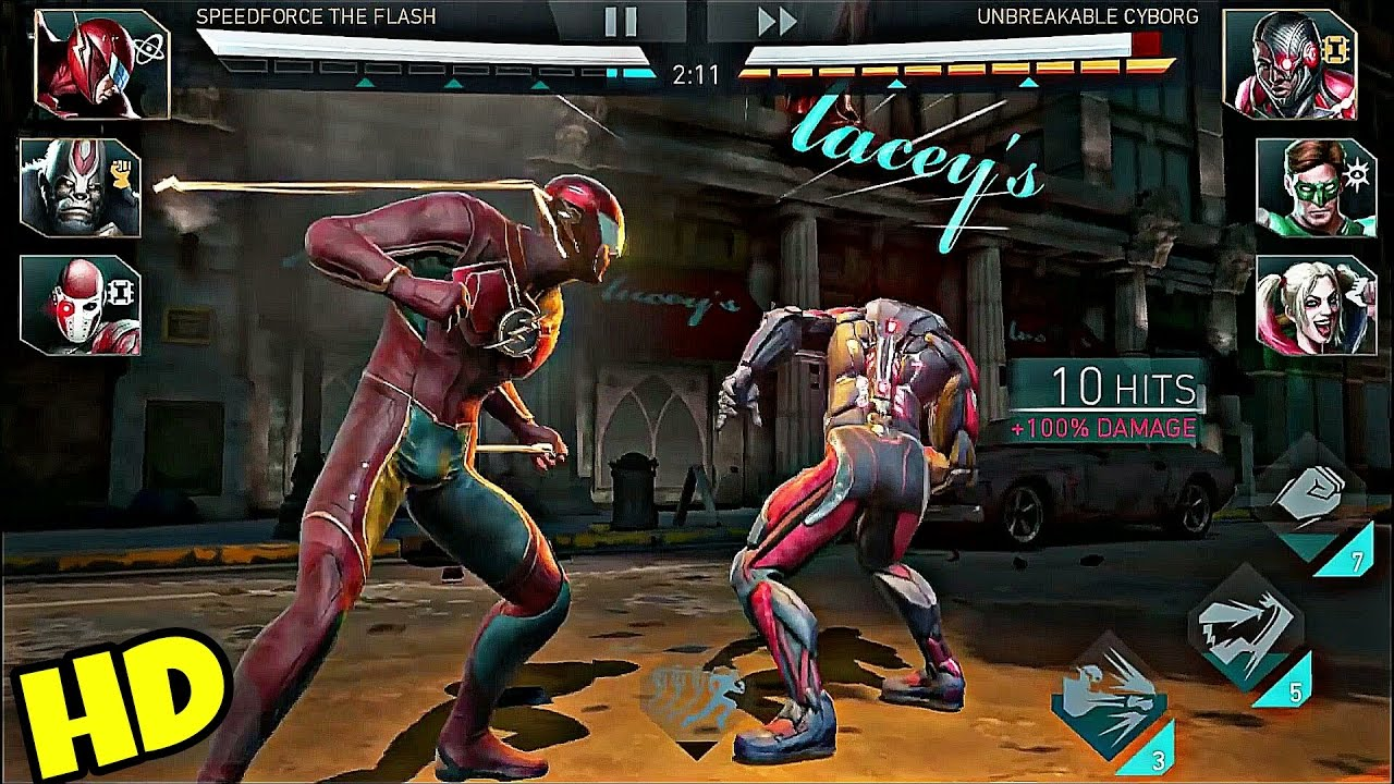 Top 15 Multiplayer Fighting Games for Android & iOS ...