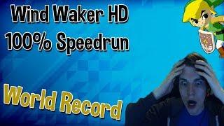 Zelda: The Wind Waker HD 100% Speedrun in 5:44:58 (World Record)
