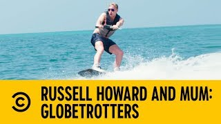 Russell Goes Full James Bond   Russell Howard And Mum: GlobeTrotters