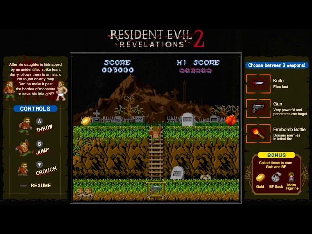 Game review: Resident Evil Revelations 1 and 2 come to Nintendo