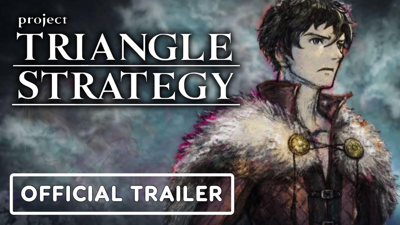 Θαυμάστε το Project TRIANGLE STRATEGY