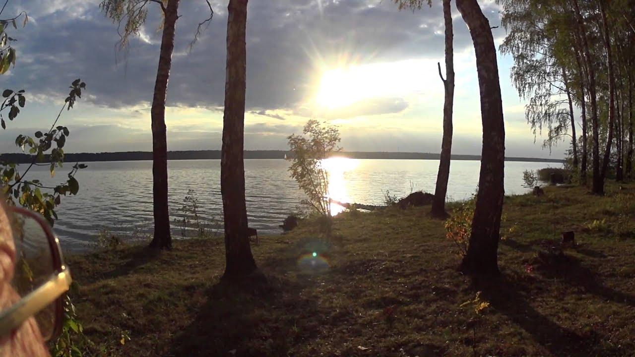 Осенняя рыбалка на Пестовском водохранилище