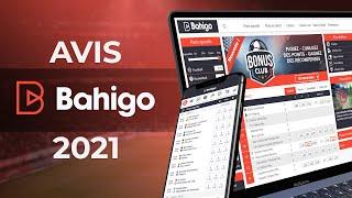 ᐉ Bahigo  →  Avis du bookmaker【2021】 video preview