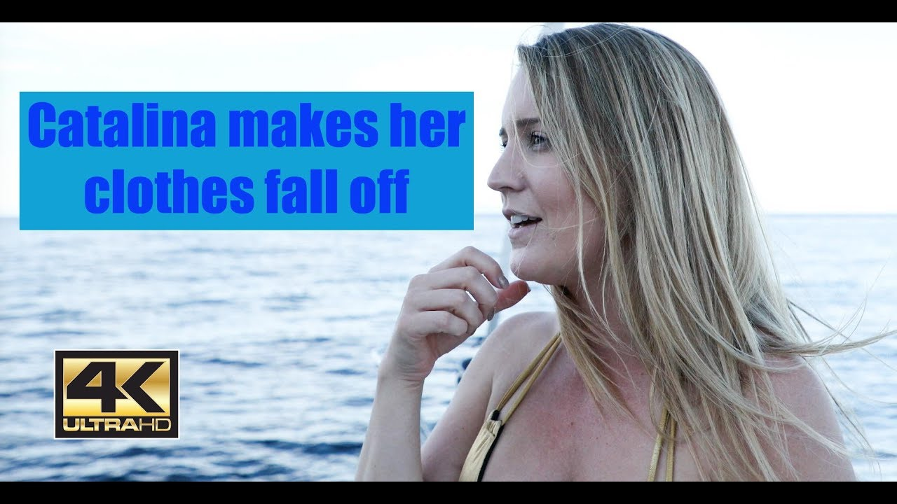 catalina-makes-her-clothes-fall-off-lazy-gecko-vlog-66