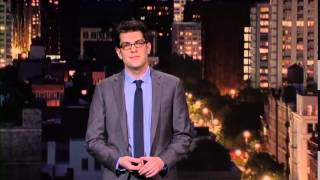 Dan Mintz on Letterman