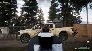 Far Cry® 5 Перебежчик прохождение.
