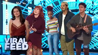 TOP 5 BEST AUDITIONS From American Idol 2020 | VIRAL FEED