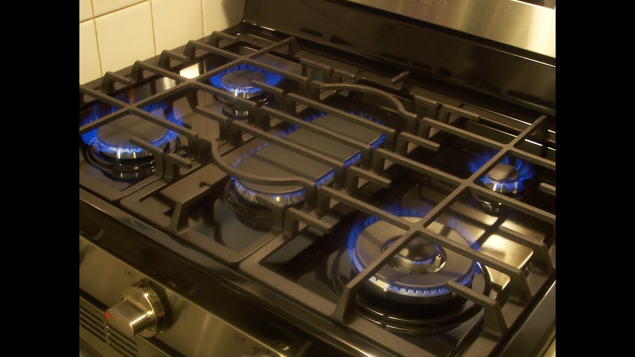 Kitchen Appliance Ratings Subway Tile For Samsung Fx710bgs Gas Range - Youtube
