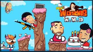 Jugamos a Hello Kitty en Worms