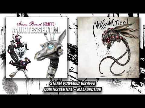 Steam Powered Giraffe - Malfunction (Audio)