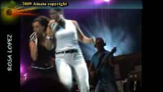 rosa lópez sin miedo a caer concierto benalmadena 13 agosto 2006