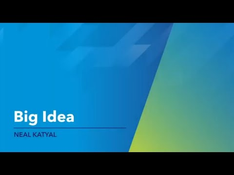 Katyal Big Idea - YouTube