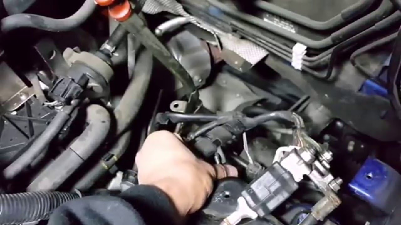 How To Diy 2006 2009 Mazda Mazda3 23l Tcm Replacement Youtube Transmission Module Wiring Harness