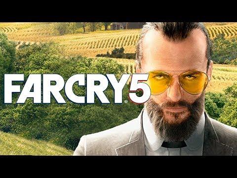 FAR CRY 5 #1 - O INÍCIO, gameplay PS4 PRO, Dublado em Português