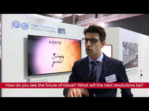 PCMC at Tissue World Milan 2017