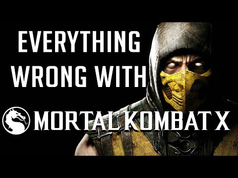 GamingSins:  Everything Wrong with Mortal...