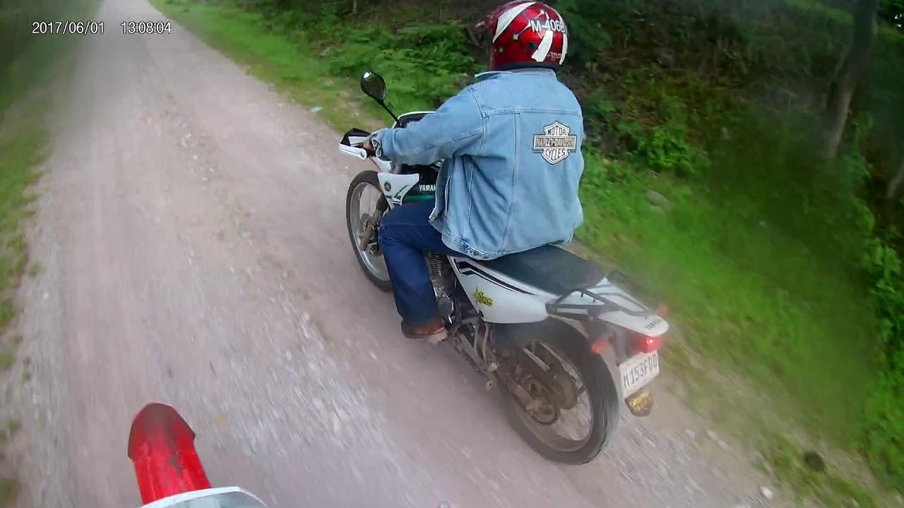 Honda Crf230f Viaje A Metapan El Salvador 1