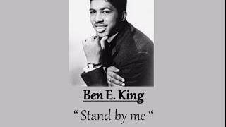 Ben E King   Stand by me  quédate conmigo o cuenta conmigo Subtitulos español