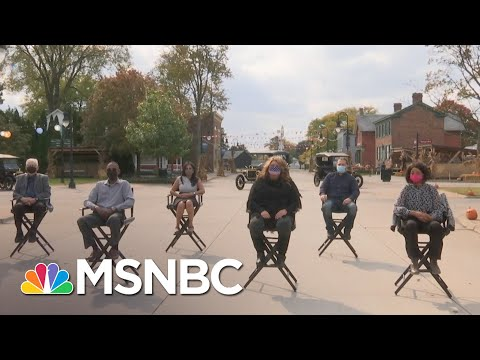 Michigan Voters Discuss The Terrorist Plot Against Gov. Whitmer: 'Absolutely Despicable' | MSNBC