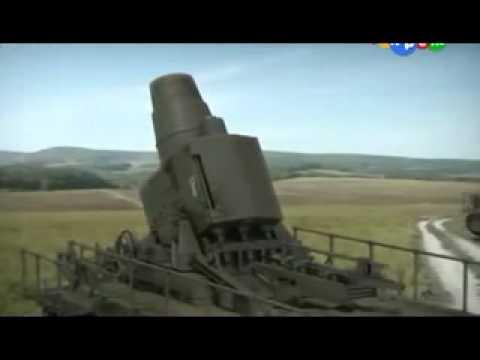 Мортира Карл  Великая война