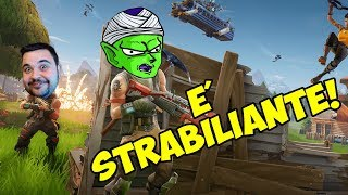 FORTNITE È UN GIOCO STRABILIANTE!