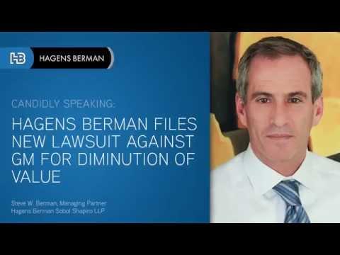 General Motors Class Action Lawsuit | Hagens Berman | National Class