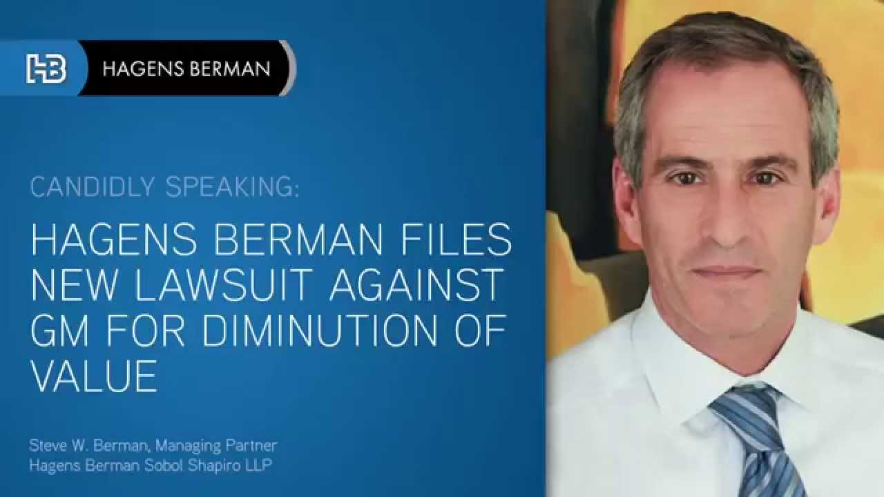 General Motors Class Action Lawsuit   Hagens Berman   National Class