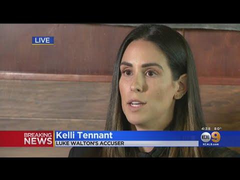 Kelli Tennant Accuses Luke Walton Of Sexual Assault