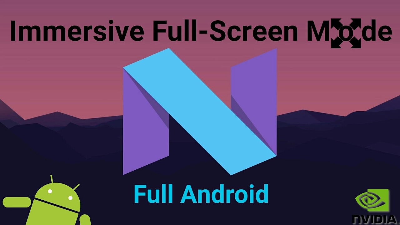 ROM][Full Android Nougat for Shield TV][v 1 5] - DroidMote Support Forum
