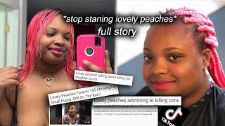 The Story Of Lovely Peaches
