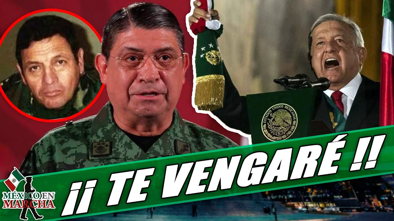 Revelan Q Gral Gallardo Le Dejó Carta Póstuma a AMLO Alertando a AMLO De Traicion De Crescencio!!