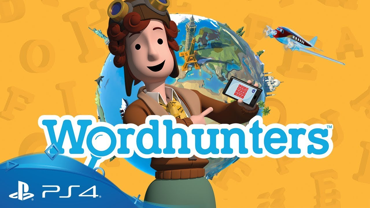 WORDHUNTERS | TRAILER DO JOGO