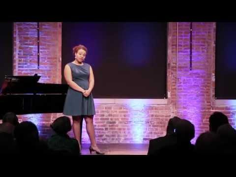 Taylor Raven singing