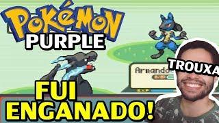 Pokémon Purple (Detonado - Parte 39) - Ginásio Fake que Nem é Dojo