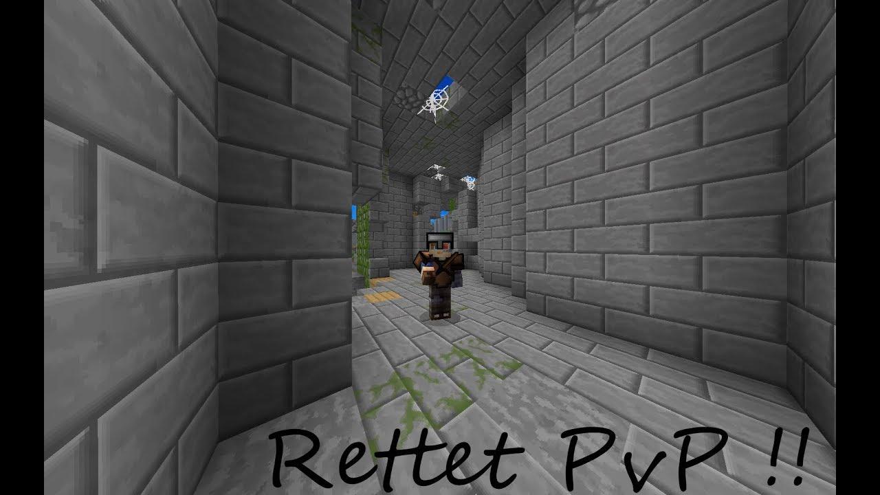 Rettet Die PvPSzene Vom ActionGame Zu Verstecken Spielen In - Minecraft spielen to