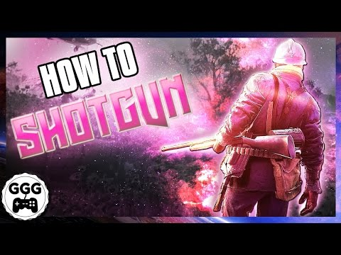 How To Shotgun - Battlefield 1 Tips and Tricks (BF1 Shotgun Guide)
