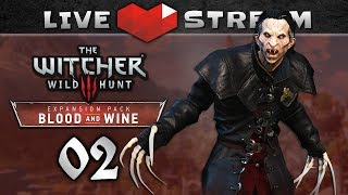 WITCHER 3 Blood and Wine Walkthrough PART 2 | 💀 Death March, NG+