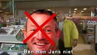 Ik ben toch zeker Ron Jans niet!?