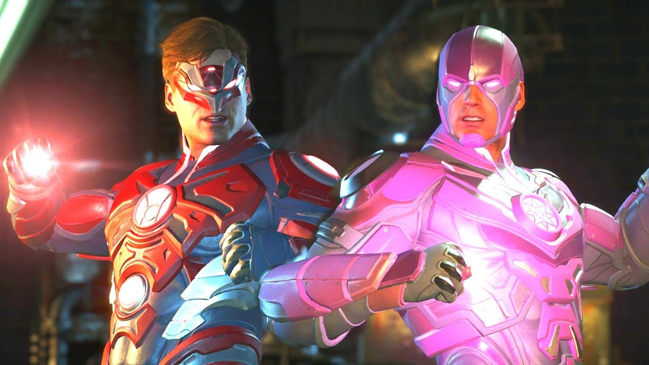 Injustice 2 green lantern all lantern corps symbols and colors injustice 2 green lantern all lantern corps symbols and colors intro super move victory pose biocorpaavc Gallery