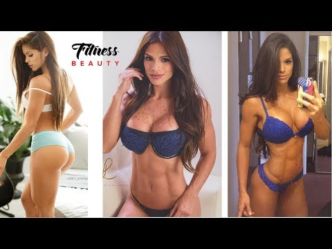 MICHELLE LEWIN - Fitness Diva: Training to Build a Better Body | Fitness Beauty