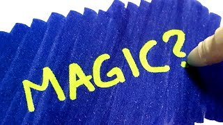 MAGIC MARKERS: Can I make Epic Art?