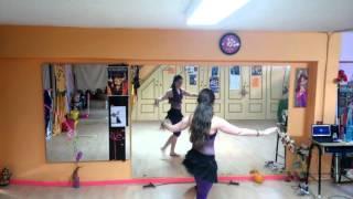Ana hou coreografía Ballet Tito Seif