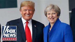 Trump warns May: Brexit plan will 'kill' future trade deal