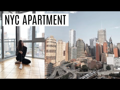 NYC EMPTY APARTMENT TOUR 2019 || BeautyChickee