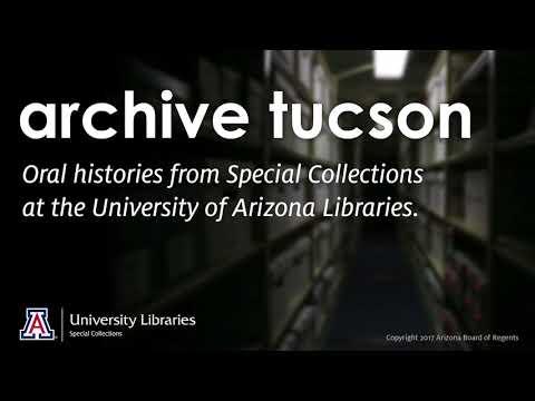 Archive Tucson: Ernesto Portillo