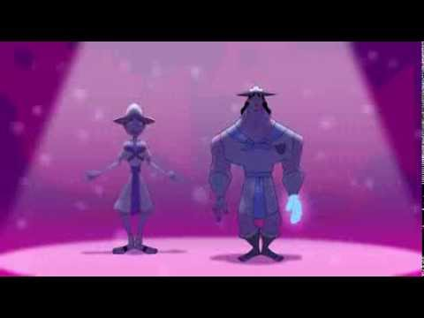 The Emperors New Groove - Trailer