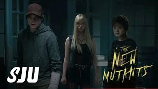 Let's Talk About That New Mutants Trailer! | SJU