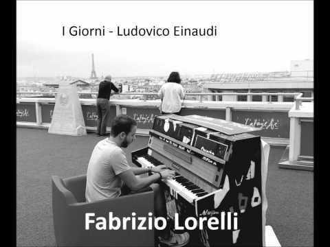 I Giorni - Ludovico Einaudi (played by Fabrizio Lorelli)